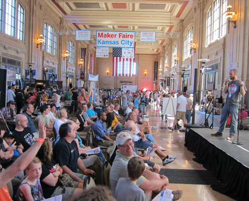 Maker Faire To Present A Creative Extravaganza This