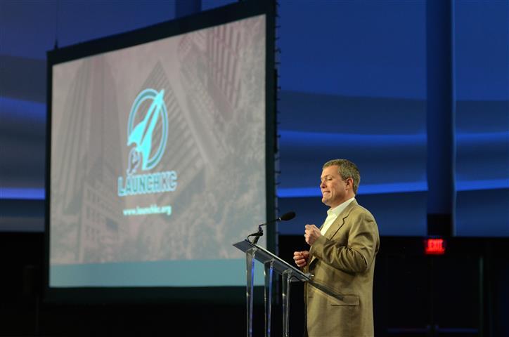 Matt McGraw, DSI, LaunchKC Committee Chair