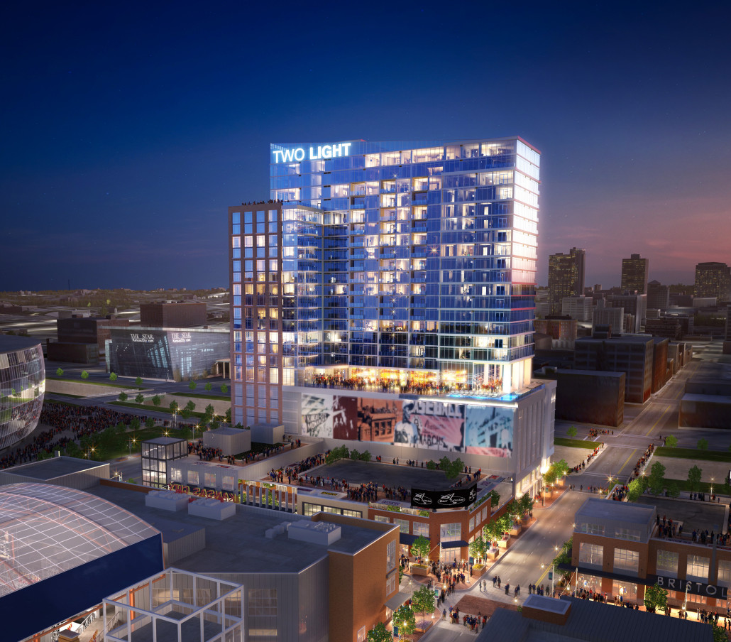 Power Light District Unveils Plans For Two Light Luxury