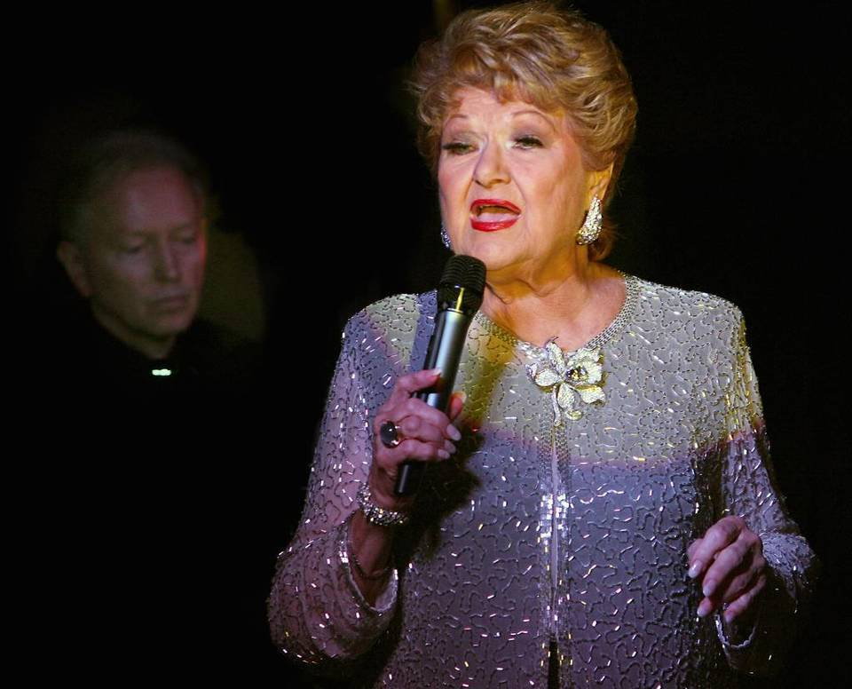 Marilyn Maye will be honored by the American Jazz Museum with its Lifetime Achievement Award during a grand evening of entertainment on Saturday at the Gem Theater.