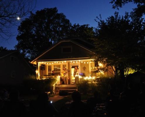 Porch Concert2013