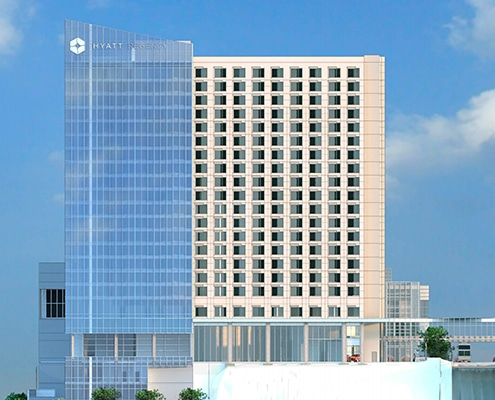 Loews Hotels To Join With Kc Hotel Developers On Convention