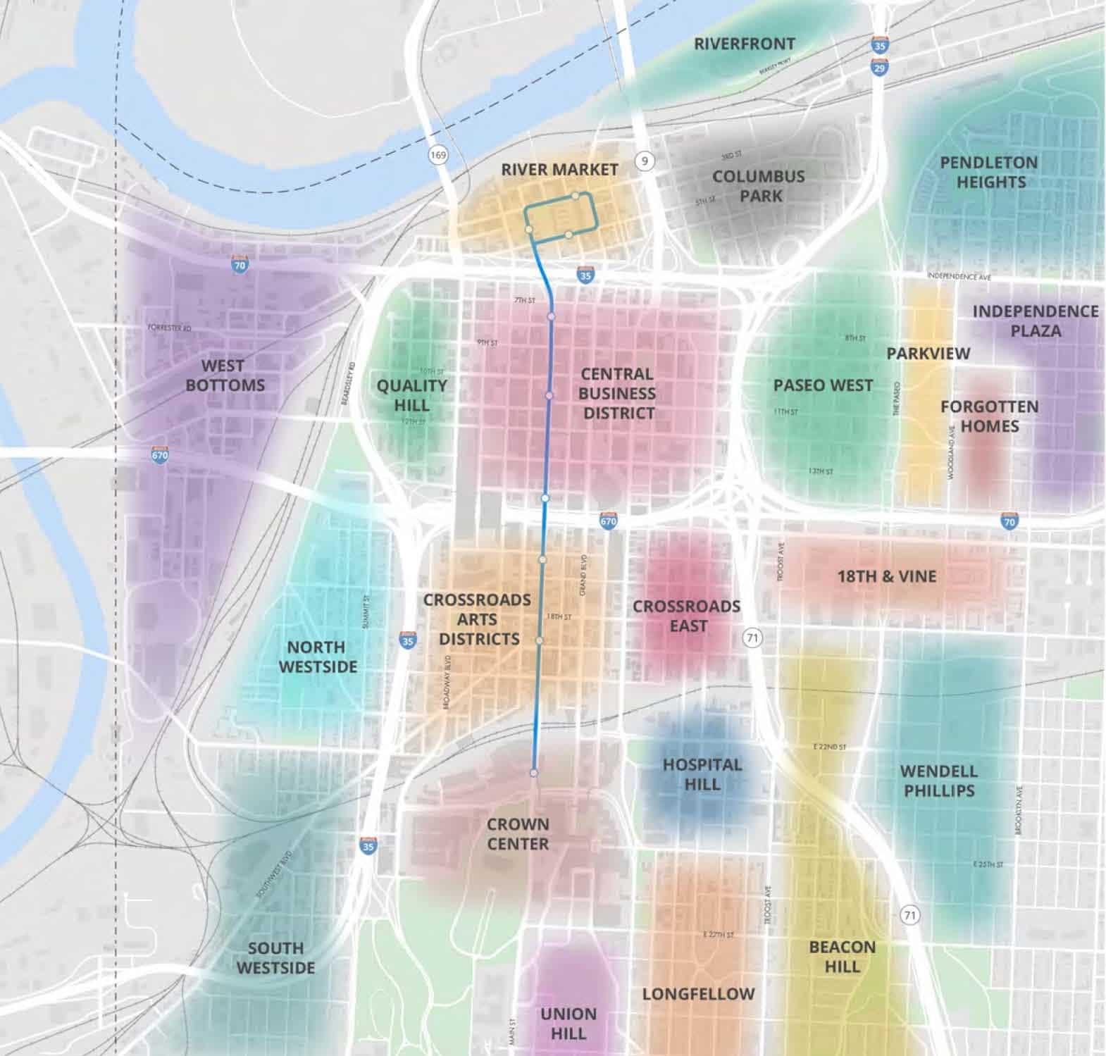 DowntownKC+Neighborhoods